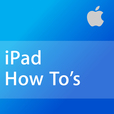 iPad How To's show