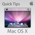 Mac Quick Tips show