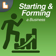 Starting and Forming a Business show