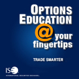 Options Education @ Your Fingertips show