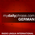 My Daily Phrase German show