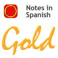 Notes in Spanish Gold show