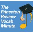 The Princeton Review - Vocabulary Minute show
