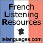 French Listening Resources show