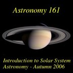 Astronomy 161 - Introduction to Solar System Astronomy show