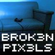 1UP.com - Broken Pixels show