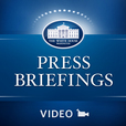 White House Press Briefings show