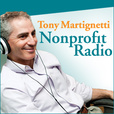 Tony Martignetti Nonprofit Radio show