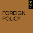 New Books in Foreign Policy show