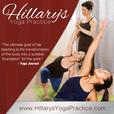 Hillary's Yoga Practice Podcast show