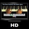 The Piano Podcast HD with Mario Ajero show