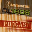 Mackie DL1608 Video Podcast show