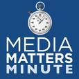Media Matters Minute show
