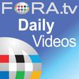 FORA.tv - Daily Video FORAcast show