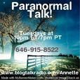Paranormal Talk!™ show