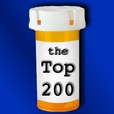 The Top 200 Prescribed Drugs show