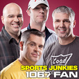 The Sports Junkies Podcast show