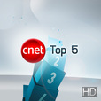 CNET Top 5 (HD) show