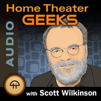 Home Theater Geeks (Audio) show