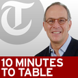 Telegraph TV: 10 Minutes to Table show