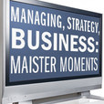 Managing, Strategy, Business: David Maister Live videocast show