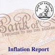 Bank of England Inflation Report show