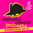 The Amnesty International Comedy Podcast show