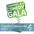 Channel 4's Comedy Gala Podcast show