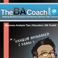 The BA Coach : BA Podcast, Blog, CBAP, CCBA Prep Courses show