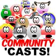 Sarcastic Gamer » CommunityCasts show