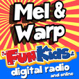 Mel and Warp's Time-Travel Adventures: Story for Kids show