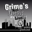 Grime's Not Dead, It's Live Podcast show