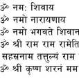 Mantra, Kirtan and Stotra: Sanskrit Chants show