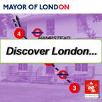 Discover London Enhanced Podcast show