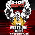 Pro Wrestling Report on ESPN Radio show
