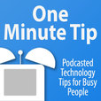 One Minute Tip show