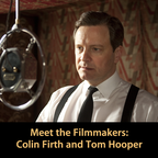 Colin Firth and Tom Hooper: Meet the Filmmakers show
