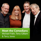 Michael Palin, Terry Jones, Terry Gilliam and Special Guest Carol Cleveland: Meet the Comedians show