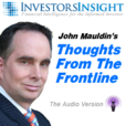 Thoughts From The Frontline Podcast by John Mauldin show