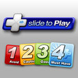 Slide To Play Video show