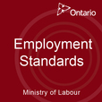 Ontario Ministry of Labour Employment Standards Podcast show