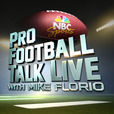 Pro Football Talk Live with Mike Florio show