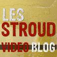 Les Stroud's Video Blog show