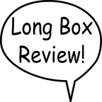 Longbox Review Comic Book Podcast show