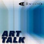 KCRW's Art Talk show