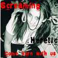 Posted Shows – The Screaming Heretic! show
