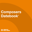 APM: Composers Datebook show