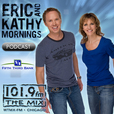 The MIX - Eric and Kathy show