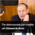 The de Bono Society Monthly Podcast show