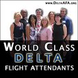 World Class Delta Flight Attendant Video show